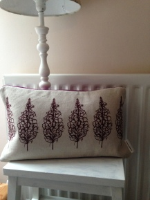 rosebay wllow herb cushion, avaiable in variety of sizes