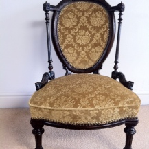 before:level 2 nursing chair, looked in ok condition
