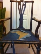 chair bought by client for £30 in a junk shop