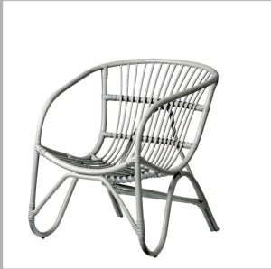 Grey rattan chair, HouseEnvy £325