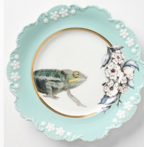 Natural World Dessert Plate Anthropologie £16.00